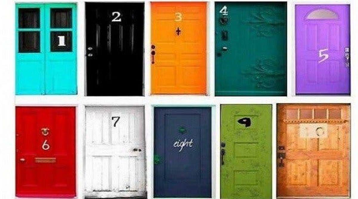 Le test de personnalité des 10 portes – La porte que vous choisissez peut révéler le genre de personne que vous êtes