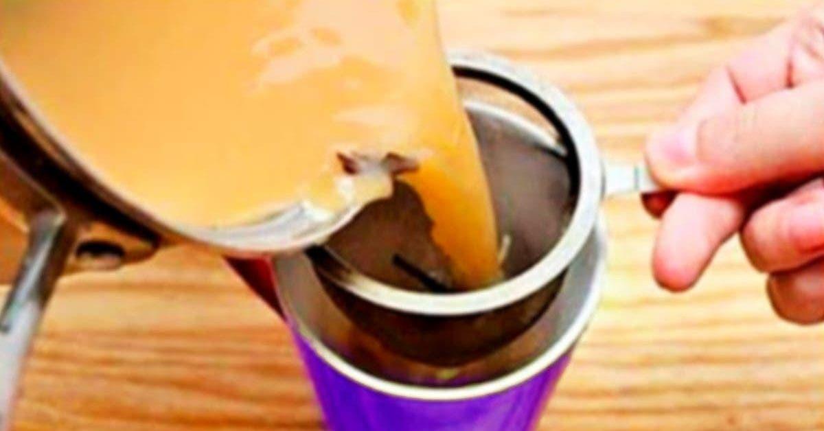 Le thé au gingembre dissout les calculs rénaux, nettoie le foie, réduit les douleurs articulaires et bien plus encore