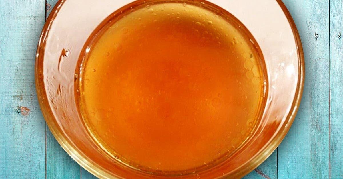 Le vinaigre de cidre et le miel vont soigner tout ce qui ne va pas dans votre corps
