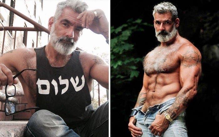 Les 11 plus beaux hommes ayant plus de 50 ans