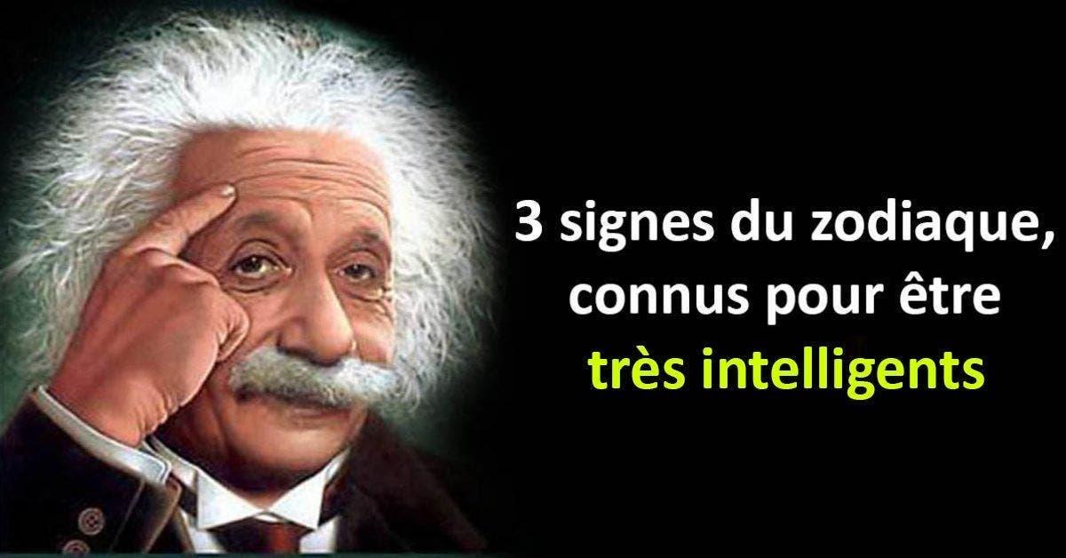 Les 3 signes les plus intelligents du zodiaque