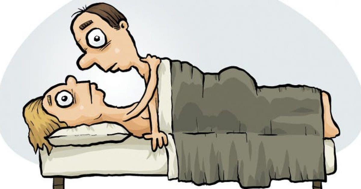 Les 4 positions au lit les plus dangereuses 1