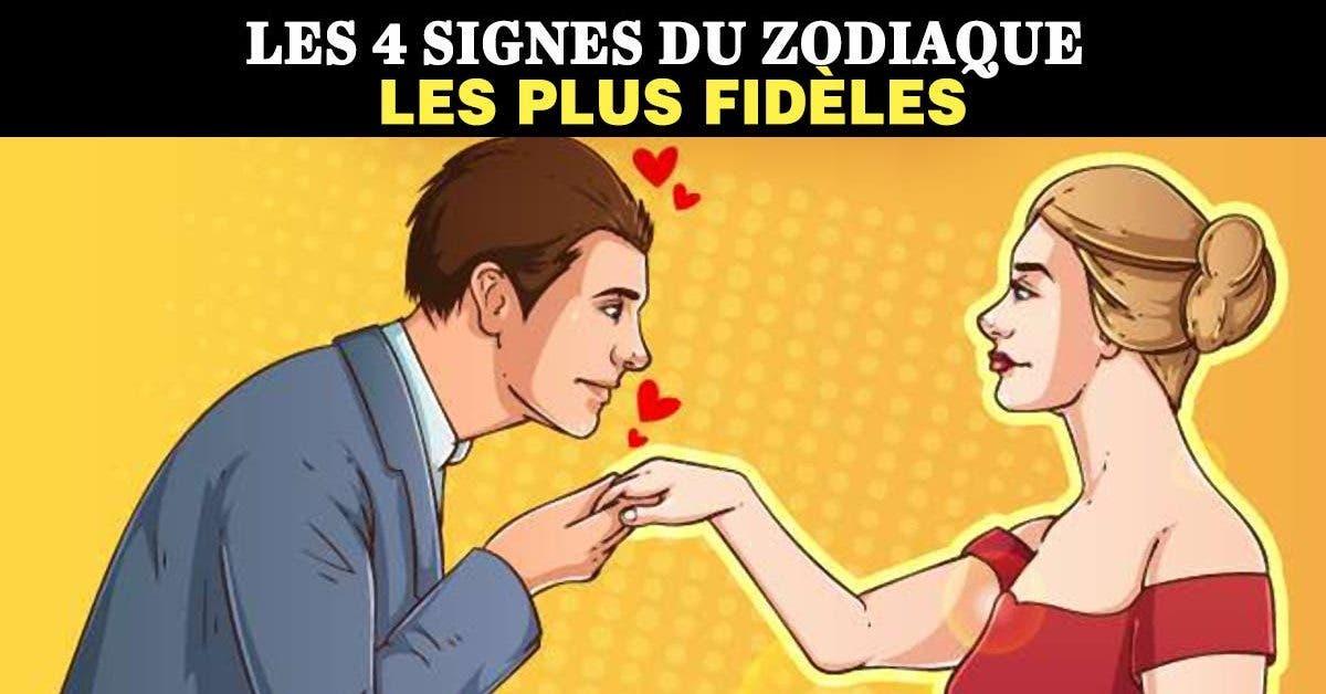 Les 4 signes du zodiaque les plus fideles 3