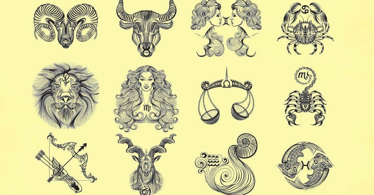 signes du zodiaque qui restent toujours positifs