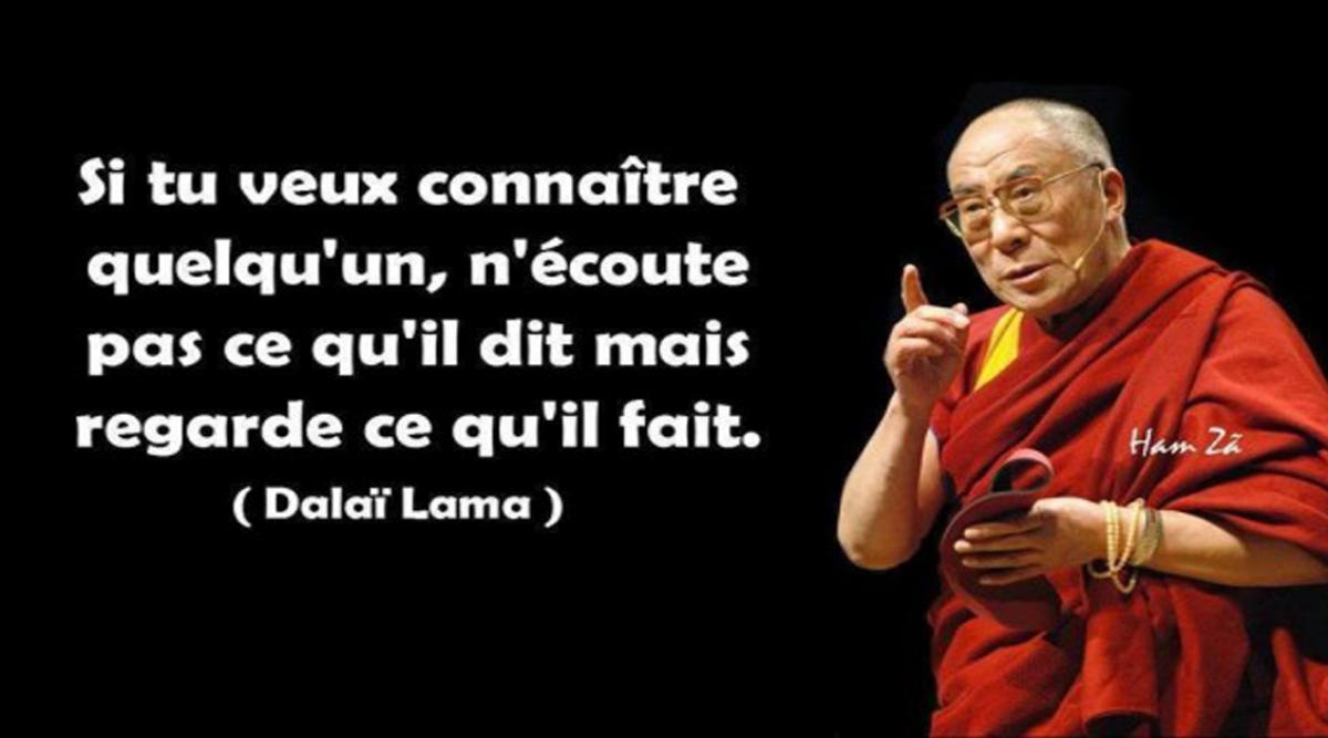 Les 8 meilleurs conseils du Dalaï-lama pour vivre une vie remplie de sagesse et d'amour