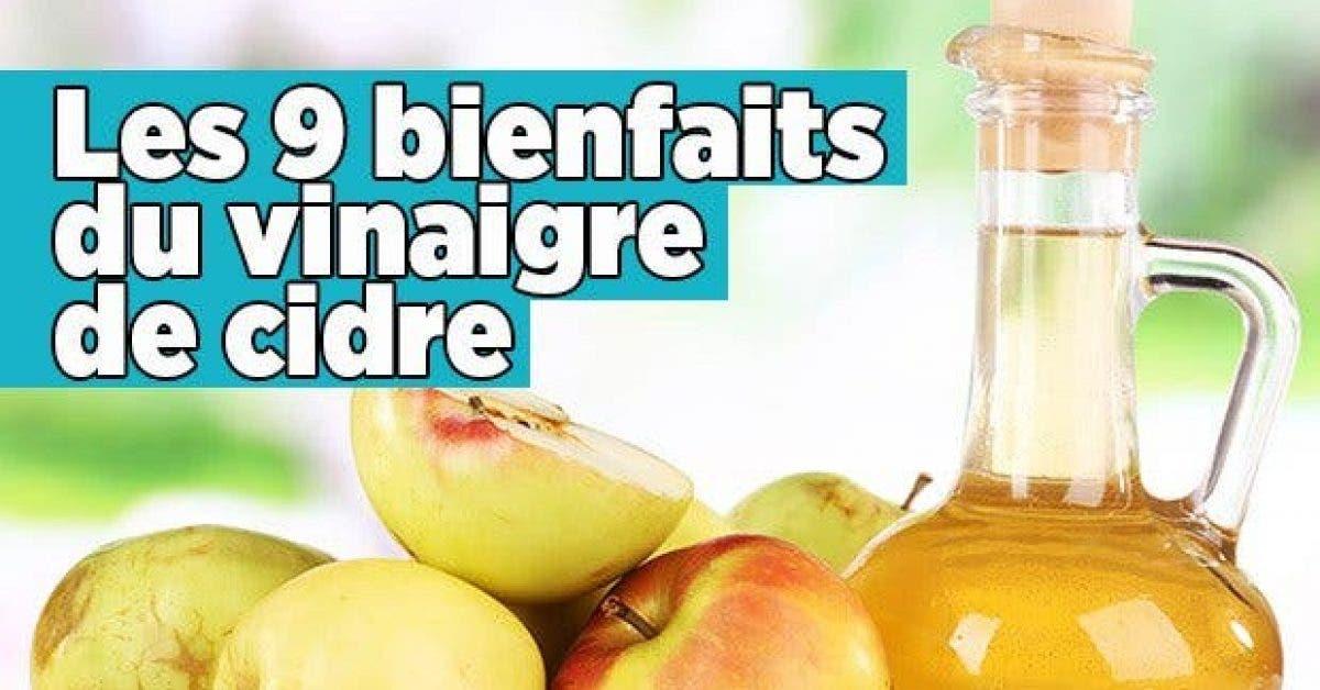 Les 9 bienfaits du vinaigre cidre11