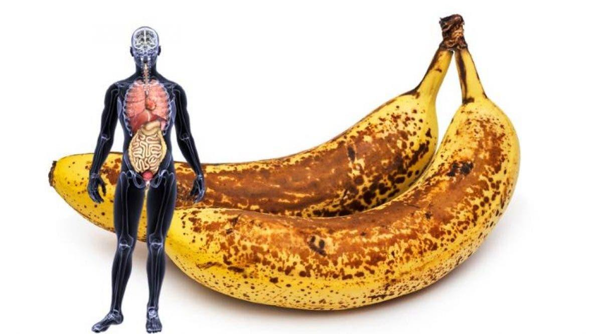 Les bananes sont des médicaments naturels