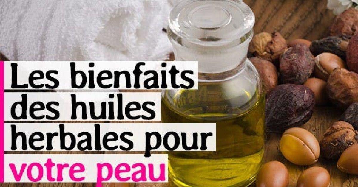 Les bienfaits des huiles herbales pour votre peau11