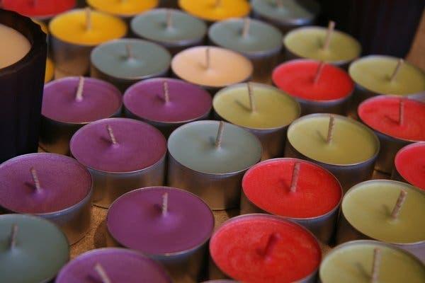 Les bougies parfumées sont dangereuses pour les bébés prévient une maman