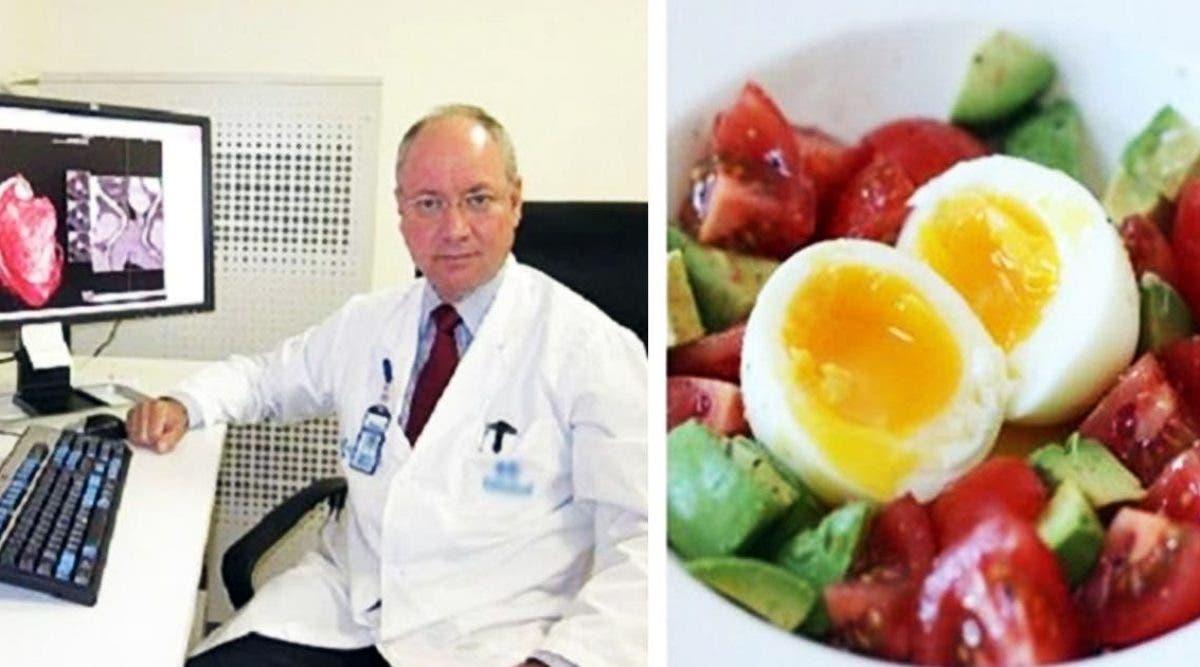 Les cardiologues recommandent ce régime pour perdre 6 Kg en 15 jours
