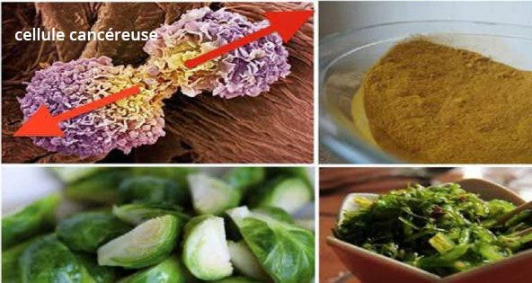 Les cellules cancéreuses détestent ces 6 aliments