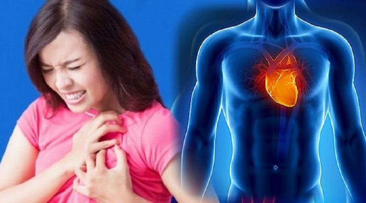 Les crises cardiaque tuent des millions de femmes chaque année : 7 symptômes à identifier