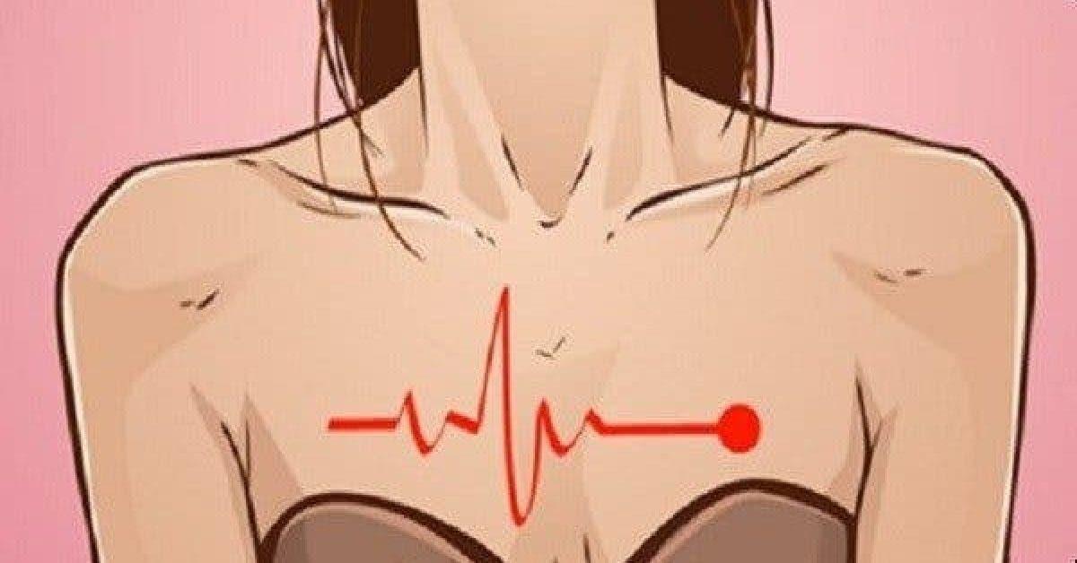 Les crises cardiaques ont des symptômes différents chez les femmes