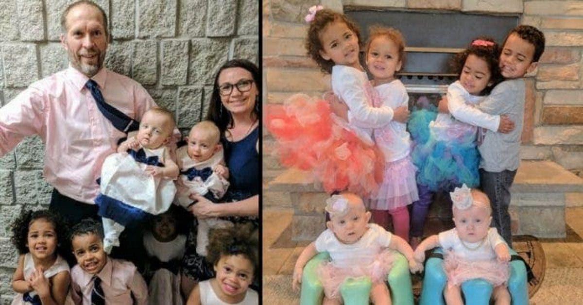 Les enfants de cette famille sont les plus incroyables au monde