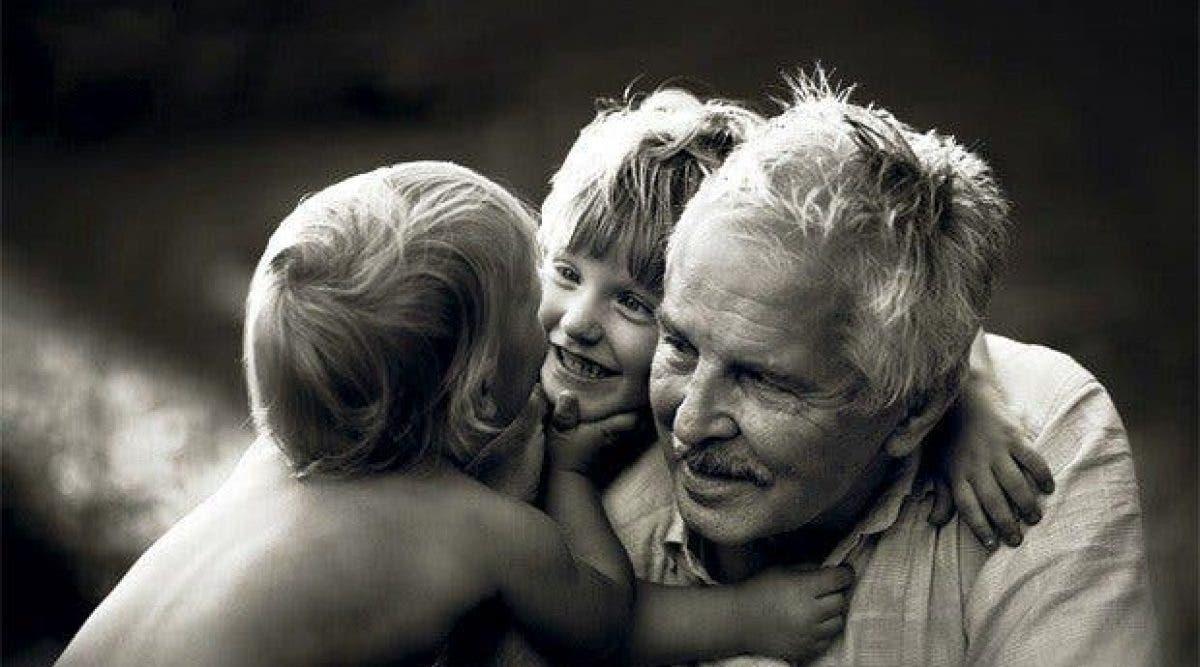 Les enfants préfèrent passer du temps avec leurs grands-parents