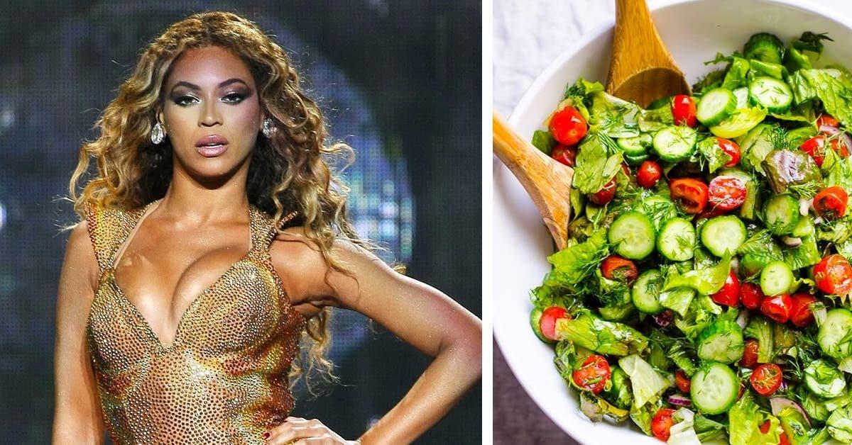 Les experts mettent en garde contre le regime de Beyonce qui promet de perdre du poids en 22 jours