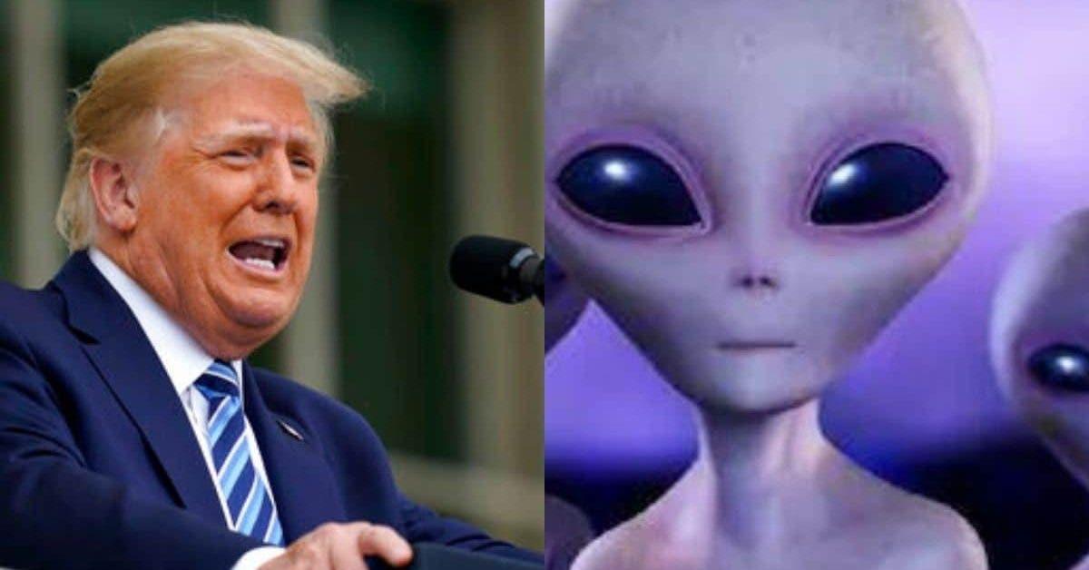 Les extraterrestres sont en contact avec nous
