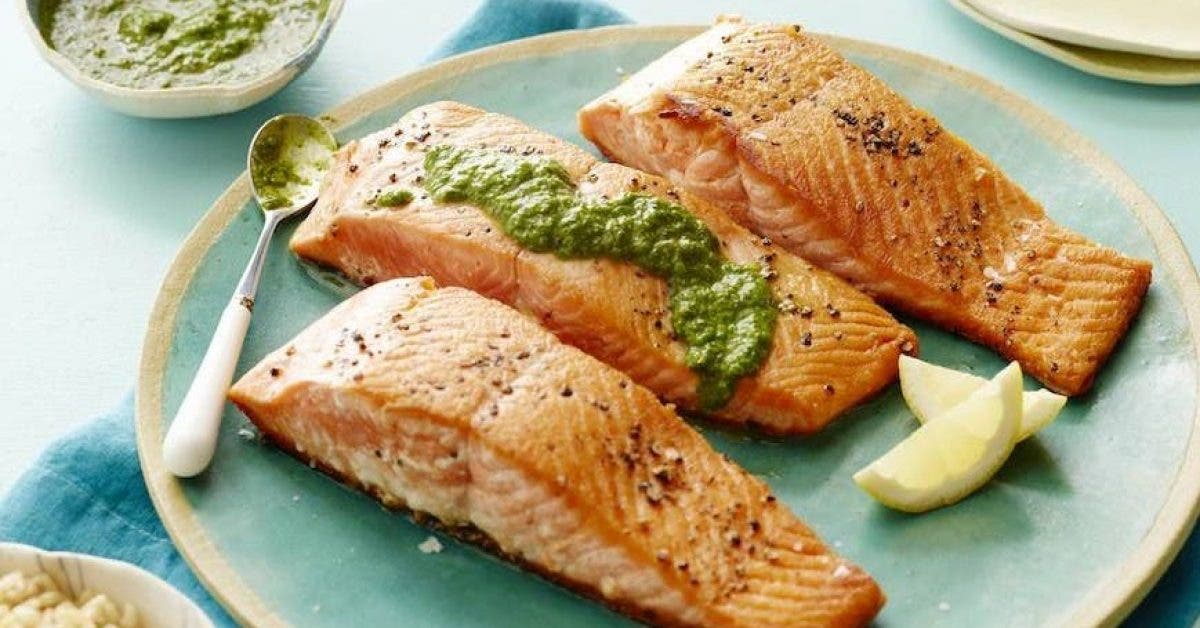 Les gens qui consomment du poisson vivent plus longtemps et en meilleur santé d'après une étude