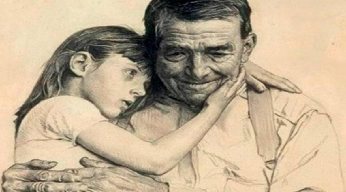 Les grands parents ne meurent jamais