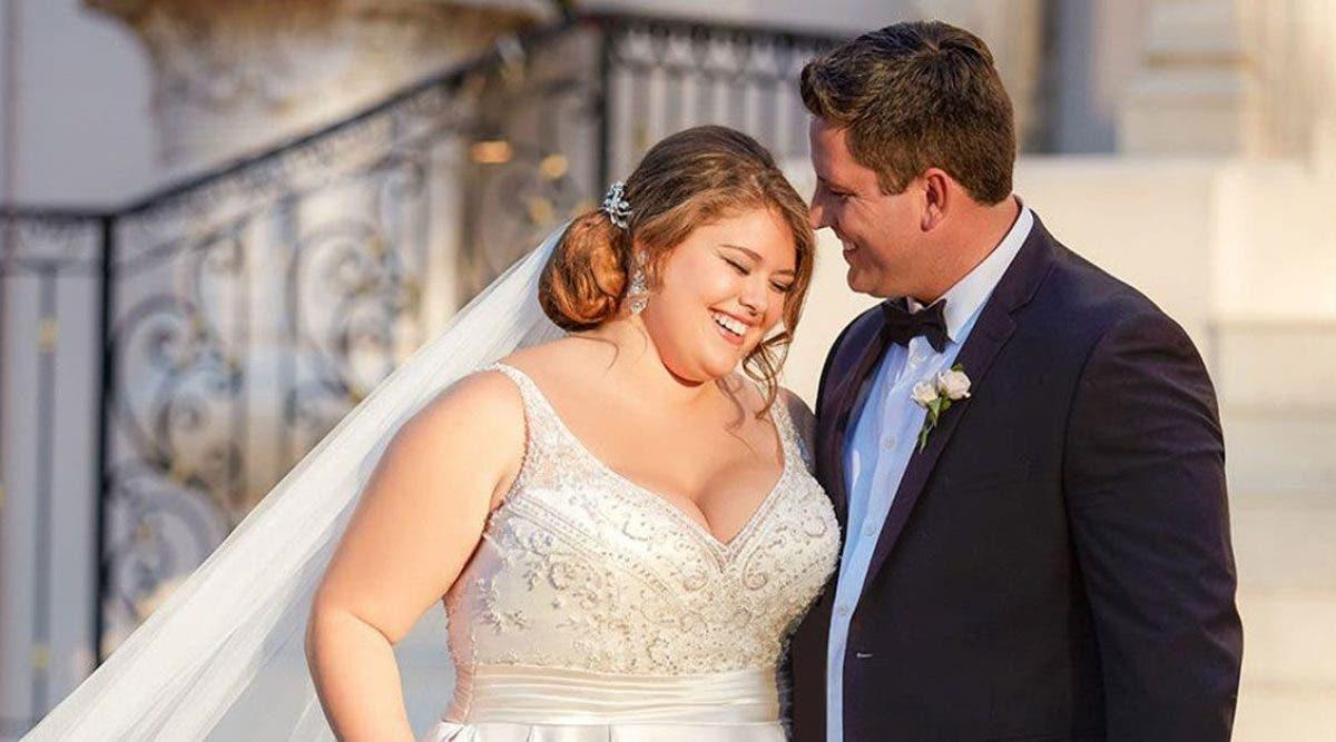 Les hommes qui épousent des femmes potelées sont 10 fois plus heureux