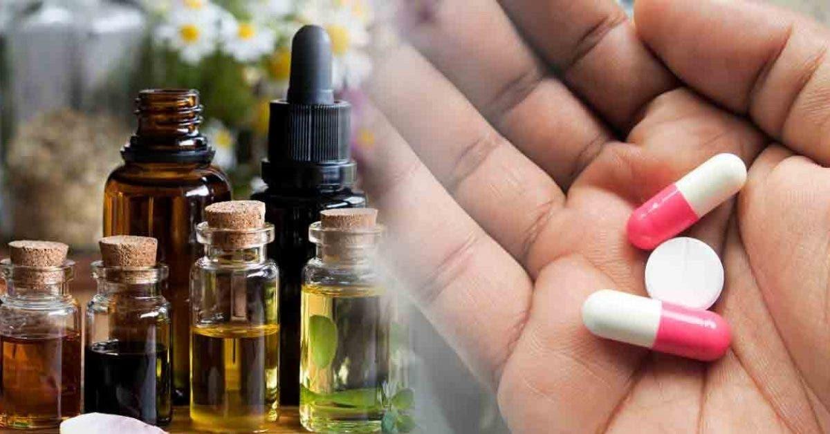 Les huiles essentielles vont bientot remplacer les antibiotiques 1