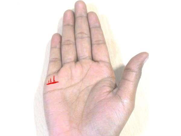 Les lignes de votre main