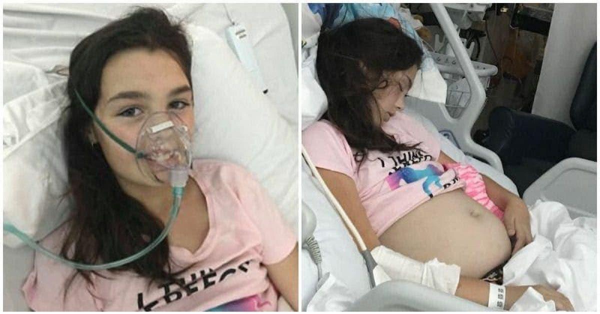 Les médecins pensent que cette fille de 11 ans est enceinte