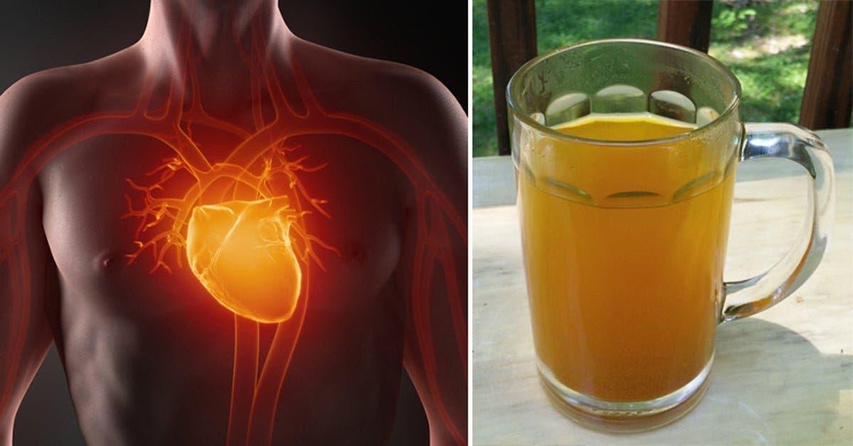 Consommez de l'eau au citron et au curcuma et vous vous..