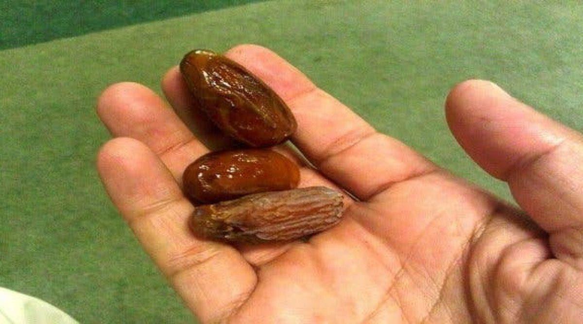 Les médecins recommandent de manger 3 dattes par jour