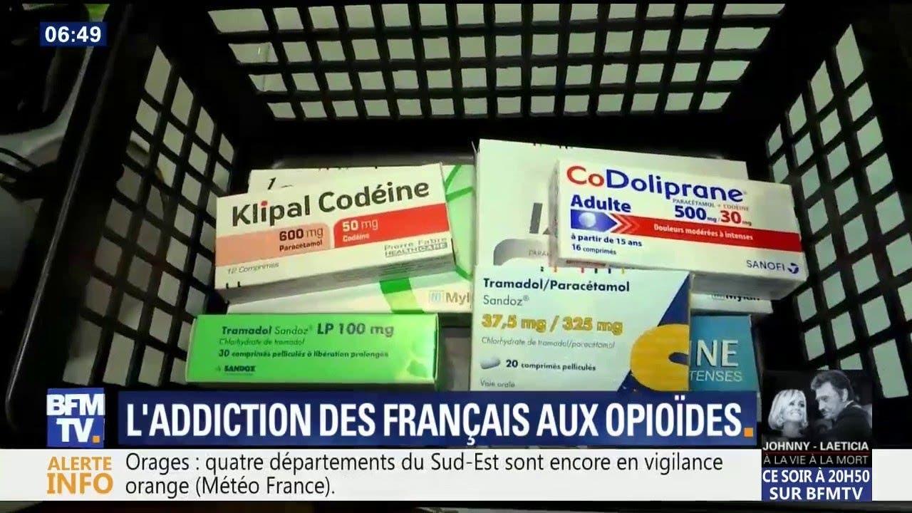 Les médicaments anti-douleurs