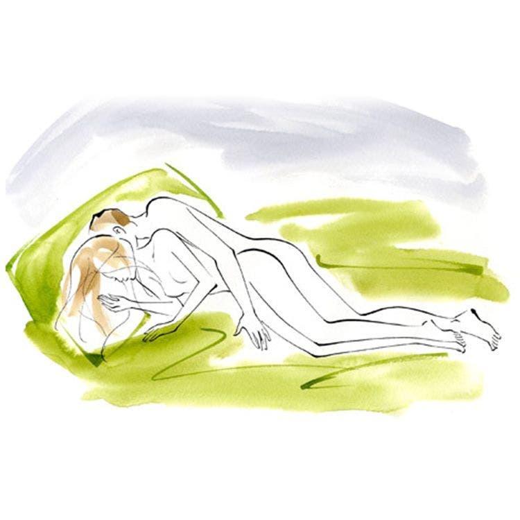 meilleurs positions sexuelles pour les débutants