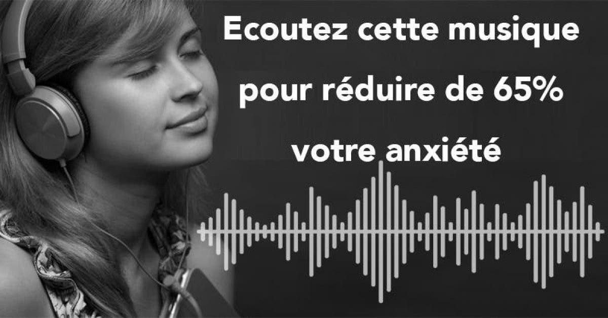 Les neuroscientifiques découvrent une musique qui réduit l'anxiété de 65%