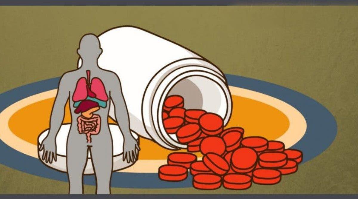 Les personne de plus de 40 ans doivent arrêter immédiatement de prendre de l'ibuprofène