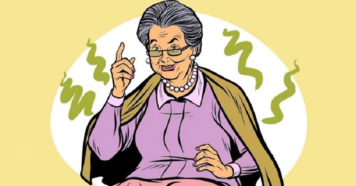 Les personnes âgées ont une odeur spéciale et voici d'où elle provient