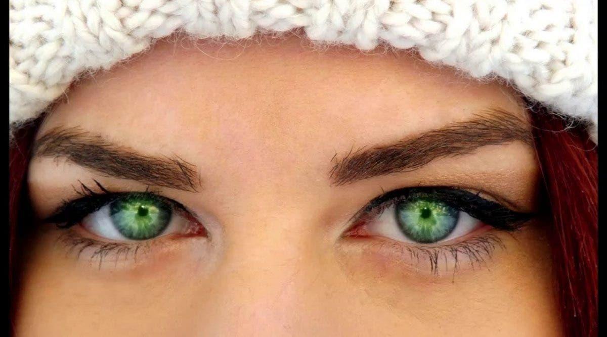 Les personnes aux yeux verts sont extraordinaires