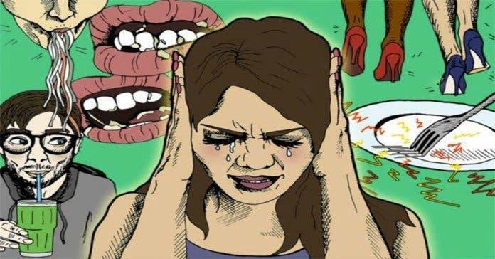 Les personnes qui ne supportent pas les bruits de mastications