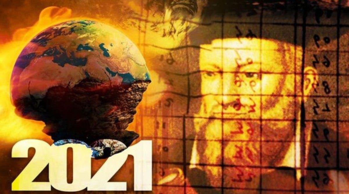 Les prédictions de Nostradamus pour 2021 sont troublantes et font froid dans le dos