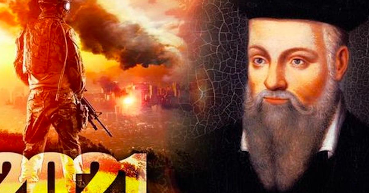 Les prédictions effrayantes de Nostradamus pour 2021 y compris les catastrophes et les guerres