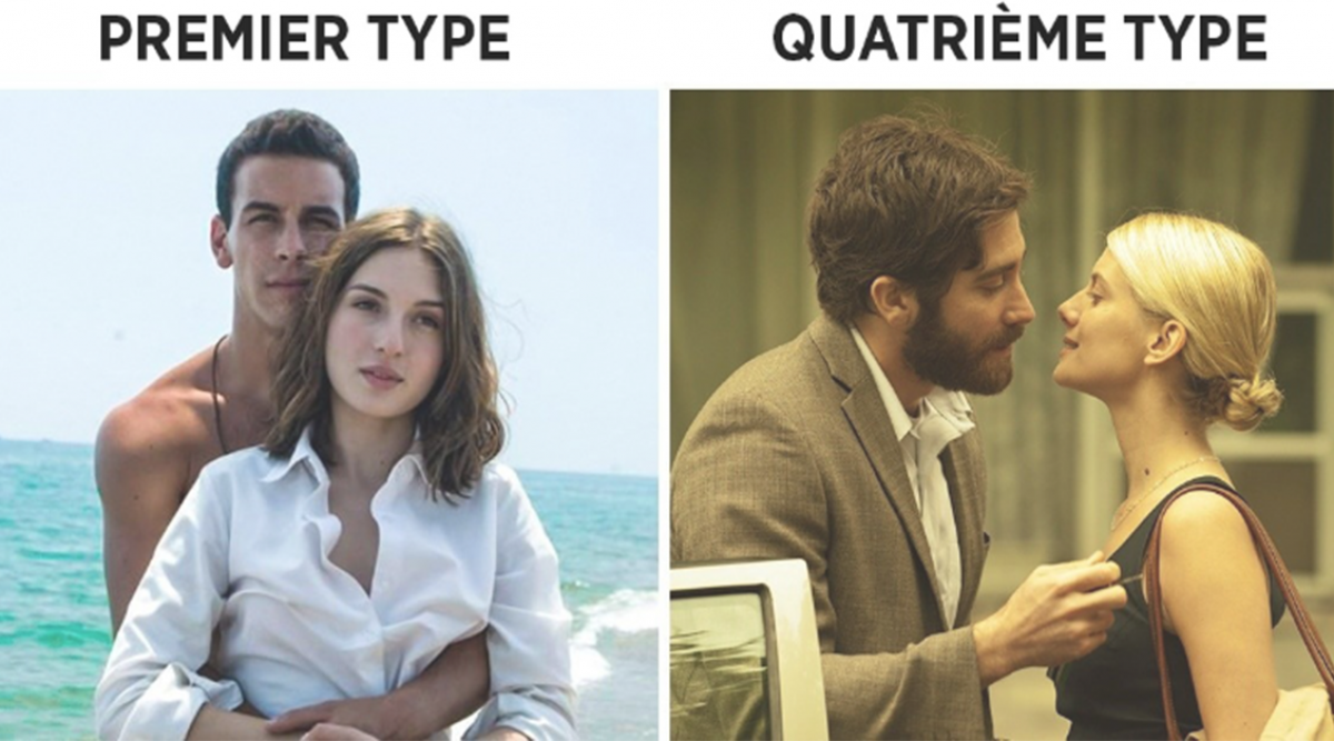 Les psychologues disent qu'il existe 7 types d'amour et que le dernier est très difficile à trouver