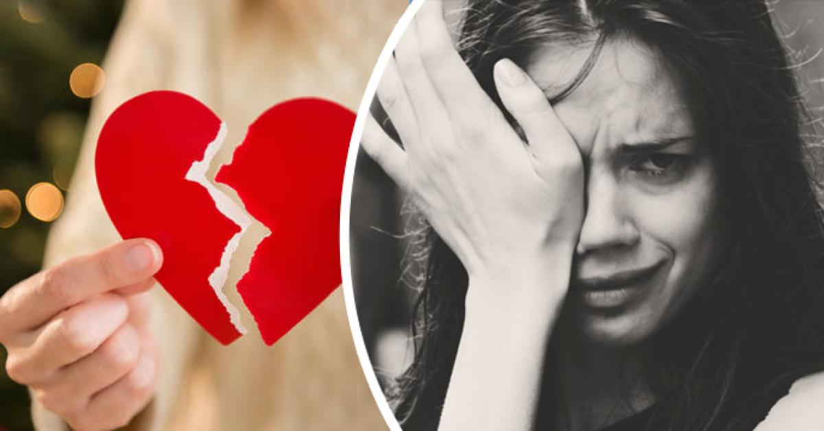 Les psychologues expliquent comment surmonter une rupture amoureuse en quelques jours