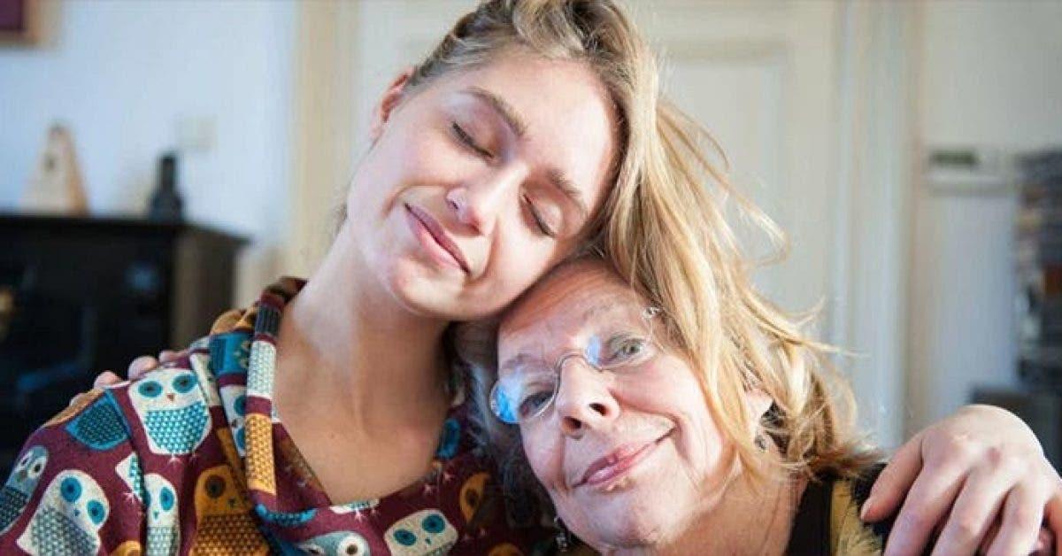 Les recherches scientifiques ont démontré que votre mère vivra plus longtemps si vous lui parlez souvent