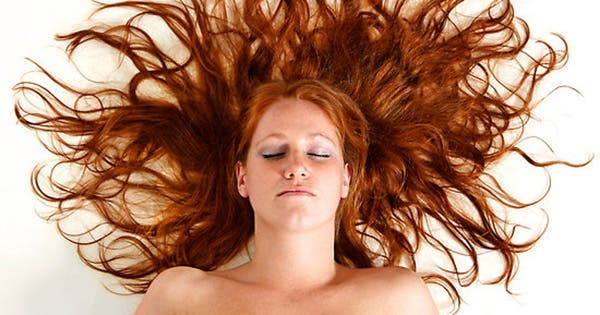 The redheads are incredible beings say the scientists