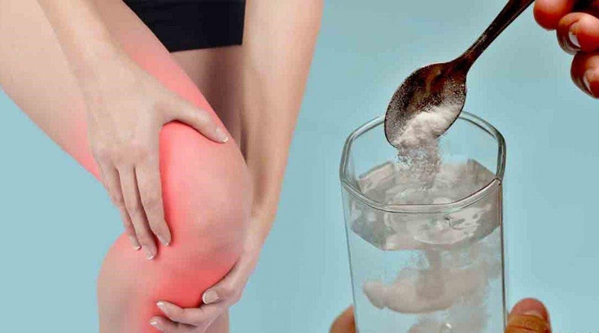 Les scientifiques affirment que le bicarbonate de soude est un moyen peu couteux pour soigner l'inflammation