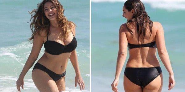 Les scientifiques affirment que le corps de la femme idéale existe et voici à quoi il ressemble