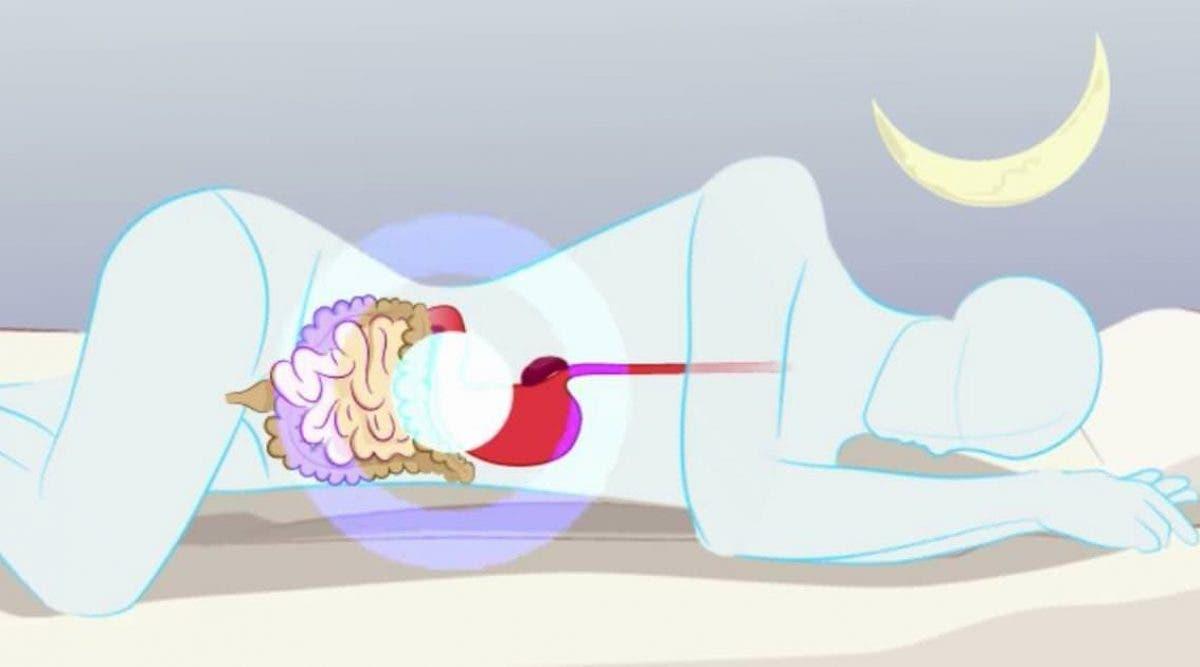 Les scientifiques expliquent pourquoi vous ne devez plus dormir sur votre côté droit