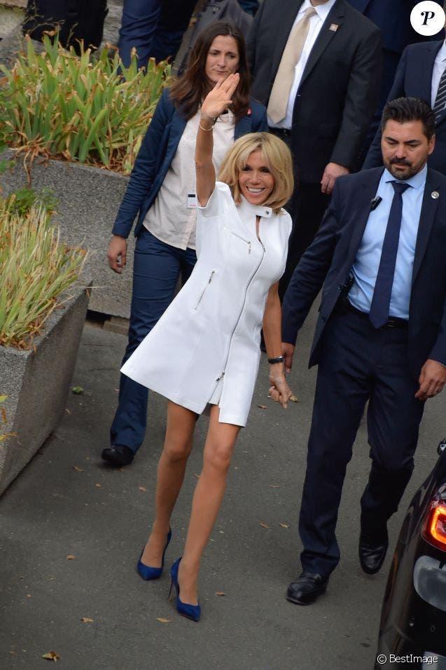 Les secrets de Brigitte Macron pour être belle et séduisante à 66 ans
