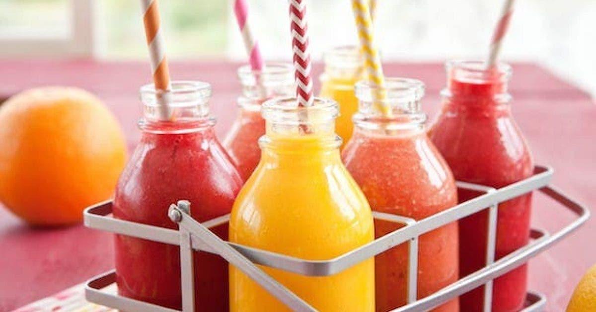 Les smoothies aux fruits qui brulent des calories11