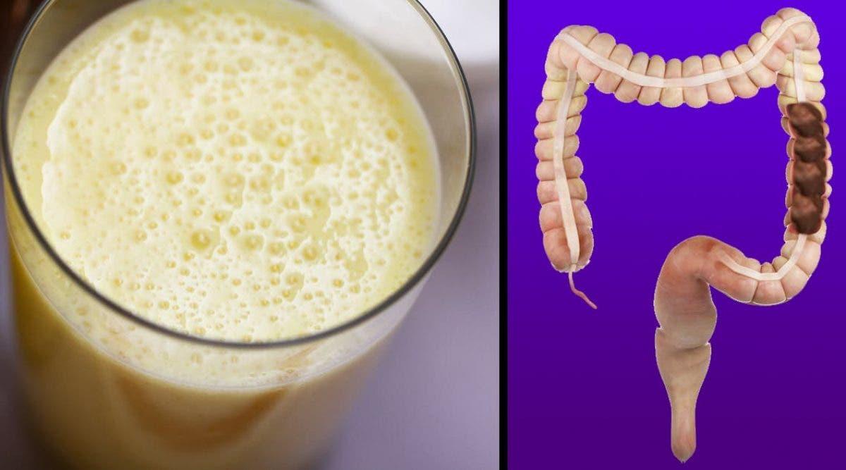 Les toxines stockées dans votre ventre vous rendent gros et ballonné