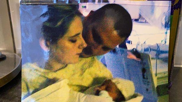 Ma mère a eu un bébé avec mon époux
