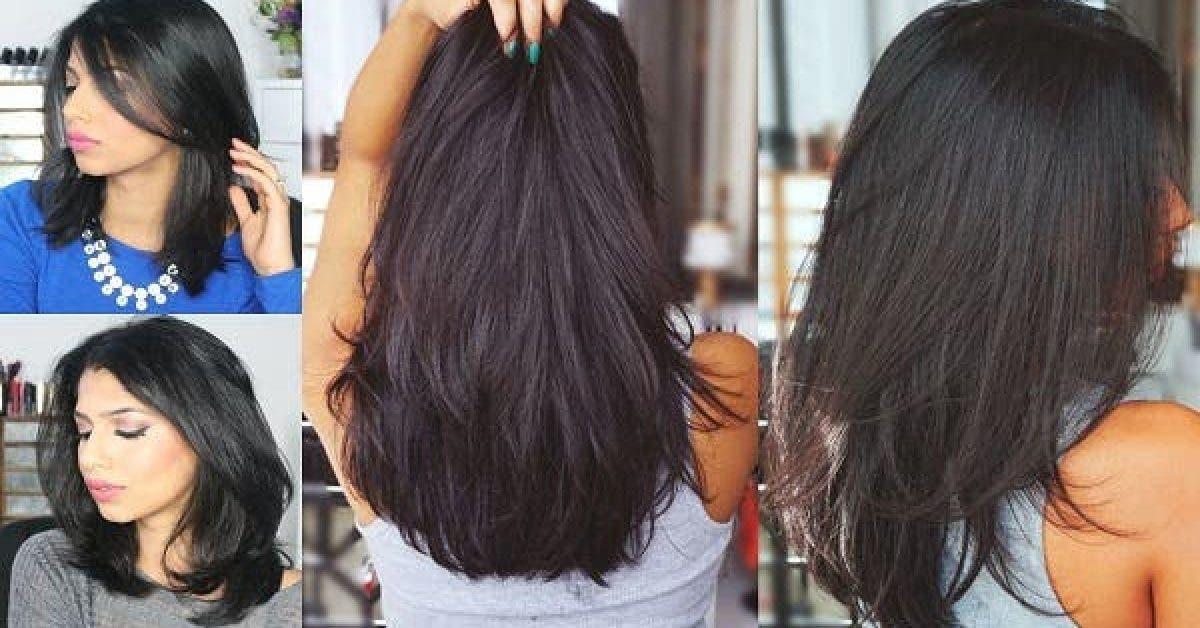 Magique pour les cheveux fins et secs Faites pousser vos cheveux plus vite avec seulement 3 ingredients 1